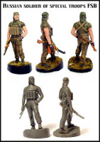 Evolution Miniatures 35004 Russian Soldiers of Special Troops FSB