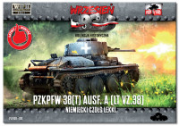 First To Fight 72081 PzKpfw 38 (t) Ausf.A - German light tank 1:72