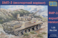 UM  234	Soviet BMP-3 (export version)