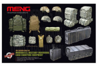 Meng Model SPS-015 Modern U.S. Military Individual Load-Carrying Equipment