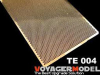 Voyager Model TE004 Circle Bore Grill [Small]