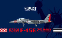 "Great Wall Hobby S7201 USAF F-15E ""D-Day"" 75th Annversary 1:72"