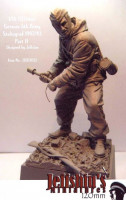 Jeffchiu's Miniatures JS120022 German 6th Army Stalingrad 1942/43 (Part II)