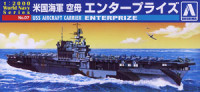 Aoshima 009383 US Navy aircraft carrier Enterprise 1:2000
