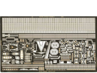 White Ensign Models PE 4004 HMS HOOD for the Heller kits 1/400