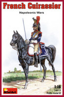 MiniArt 16015 1/16 Napoleonic French Cuirassier