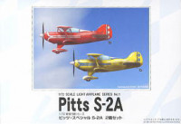 Arii 12054 Pitts S-2A (2 Set) 1:72