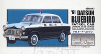 Arii 202555 `61 Bluebird Patrol Car 1:32