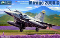 Kitty Hawk 32020 Mirage 2000 C 1:32