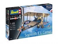 Revell 03906 Самолет Sopwith 2F.1 Camel (REVELL) 1/48