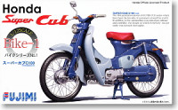 Fujimi 141244 Honda Super Cub 1958 First Model 1:12