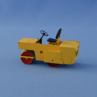 North Star NS-43K-0028 Soviet Russian road roller Du-54