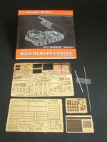 Voyager Model PE35006 Photo Etched set for M270 MLRS (For DRAGON3522,3523)
