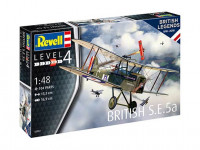 Revell 03907 Самолет British S.E. 5a (REVELL) 1/48