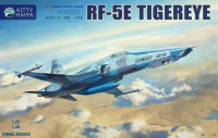 "Kitty Hawk 32023 RF-5E ""Tiger eye"" 1:32"