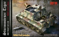RFM Model RM-5012 Sturmtiger With Full Interior 1:35