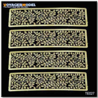 Voyager Model TE027 1/35 Leaves (Pattern 4)