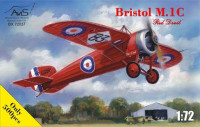 "Avis 72037 Истребитель Bristol M.1C ""Red Devil"" 1:72"