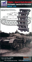 Bronco AB3520 Pzkpfw.2 Ausf.D(Early) Track Link Set 1:35