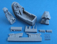 Pavla Models C48024 Mirage 2000C 1:48