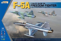 Kinetic K48020 F-5A/CF-5A/NF-5A Freedom Fighter 1/48