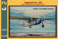 "Fly Model FLY72013 Caproni Ca 101/7 ""Cilinder engine"" 1:72"