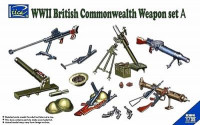 Riich Models RE30010 WWII British Commonwealth Weapon Set A