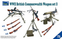 Riich Models RE30011 WWII British Commonwealth Weapon Set B