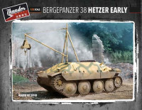 Thunder model TM35102 1/35 Bergehetzer Early