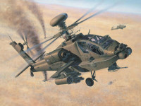 Revell 04420 Apache AH-64 D Brit. Army/US Army update 1:48