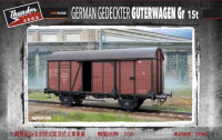 Thunder model TM35902 1/35 German Gr Guterwagen