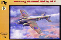 Fly Model FLY72005 1/72 Armstrong Whitworth Whitley Mk.III (4x camo)