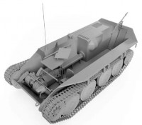 Thunder model TM35104 1/35 German APV Katzchen