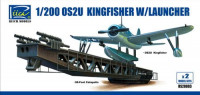 Riich Models RS20003 1/200 OS2U -3 Kingfisher w/Launch (2 шт)