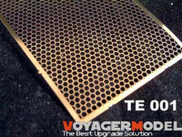Voyager Model TE001 Beehive form Grill [Big]