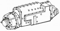 CMK 3007 PzKpfw IV - transmission set for TAM 1:35