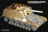 Voyager Model Pro35003 1/35 WWII Sd.Kfz.165 Hummel Early Version
