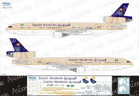 Ascensio 011-001 MD-11 Saudi Arabian 1/144