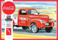 AMT 1145 1940 Willys Pickup Gasser `Coca Cola` 1:25