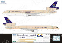 Ascensio 011-003 MD-11F Saudi Arabian Cargo 1/144