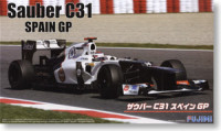 Fujimi 091488 Sauber C31 Spain GP 1:20