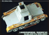 Voyager Model PE35042 Photo Etched set for Sd.Kfz 265(For DRAGON 6218)