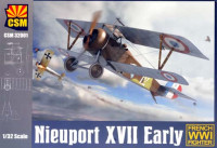 Copper State Models CSM32001 Nieuport XVII Early version 1:32
