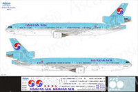 Ascensio 011-005 MD-11 Korean Air 1/144