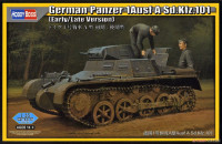 Hobby Boss 80145 Panzer I Ausf A Early/Late Type 1:35