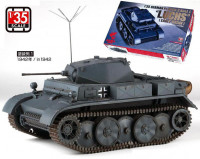 Asuka Model 35-033 Pz.Kpfw.II Ausf.L `Luchs` Early 1:35