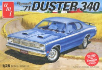 AMT 1118 1971 Plymouth Duster 340 1:25
